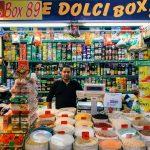 alimentari e spezie al mercato esquilino - roma