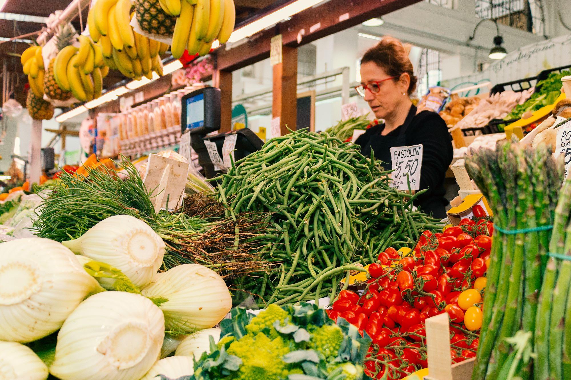 Da Carlo e Maria frutta e verdura - Mercati d'Autore