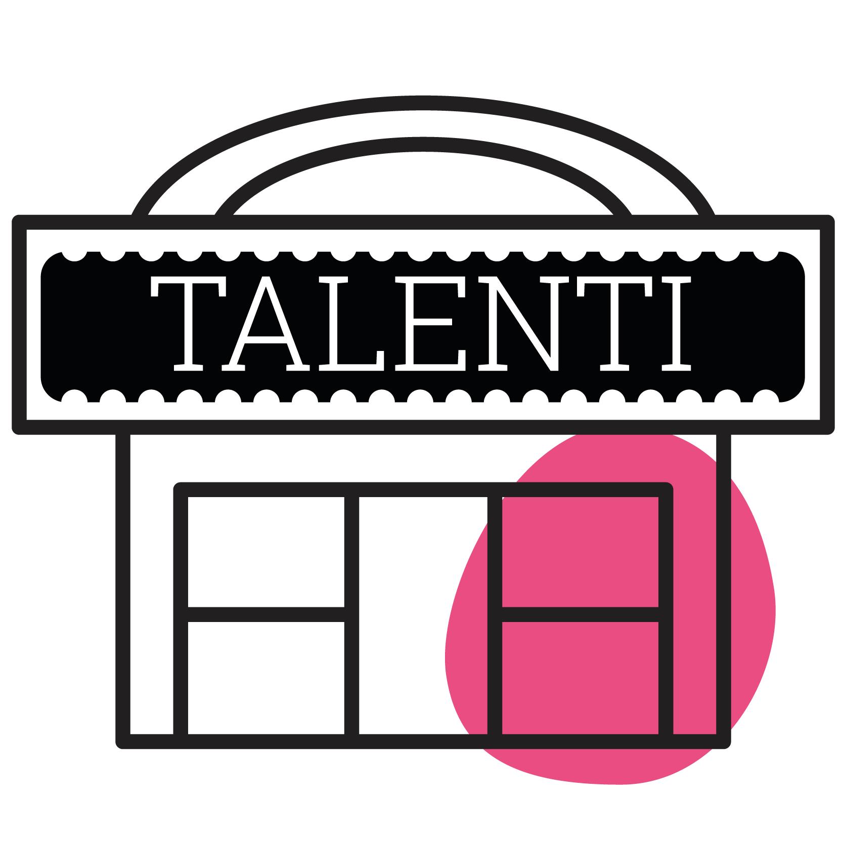 mercato talenti roma