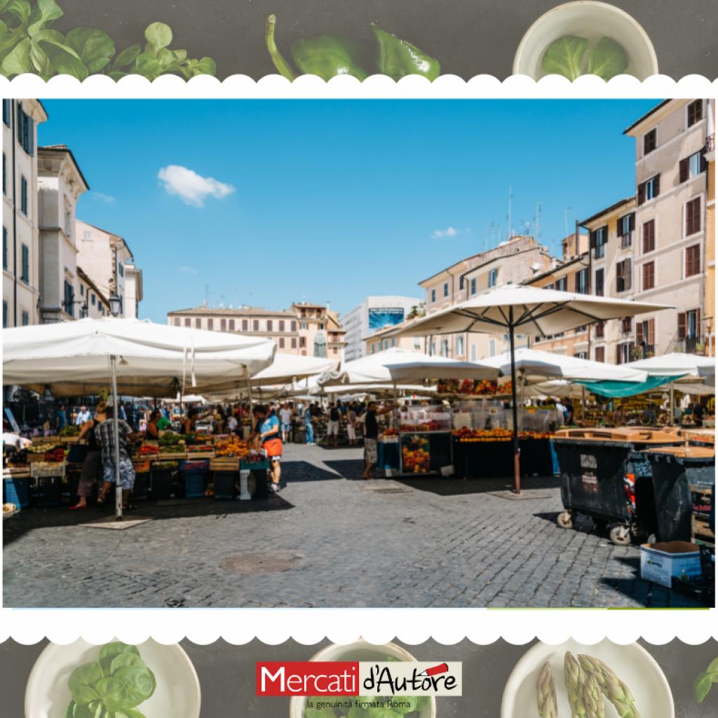 municipi di roma e mercati rionali